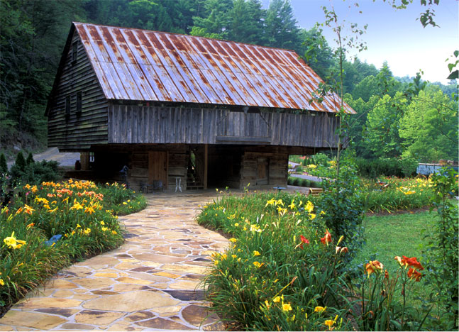 The Lily Barn Garnden and Event Venue